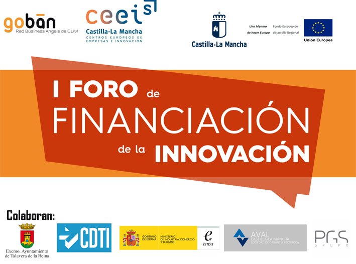 Flyer I Foro de Financiación de Innovacion